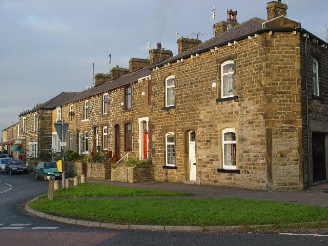 Terrace of Houses, Walk Mill