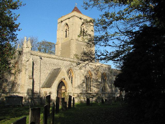 Saint Mary's, Staunton