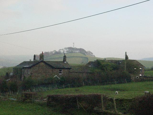 Sagar Fold, near Burnley