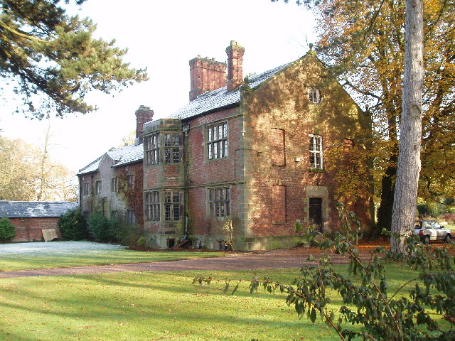 Mobberley Old Hall