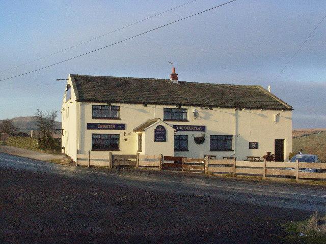 The Deerplay Inn, Deerplay Moor