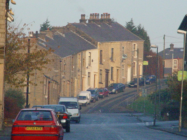 Terraced Housing, Bacup
