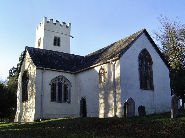 West Ogwell church