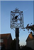 TQ8860 : Bredgar village sign by Penny Mayes