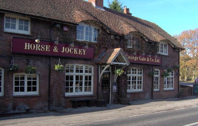 Horse & Jockey Curbridge