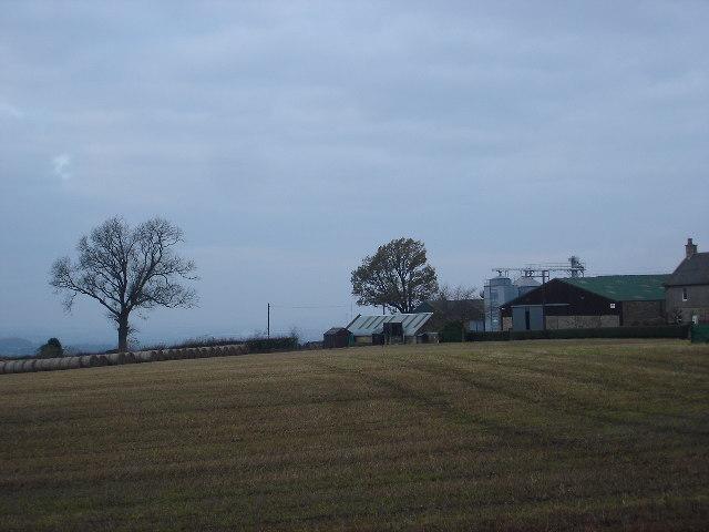 Upper Kinneil Farm, Bo'ness