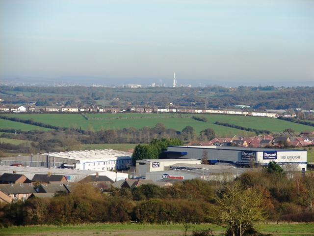 Carisbrooke Trading Estate at Gunville