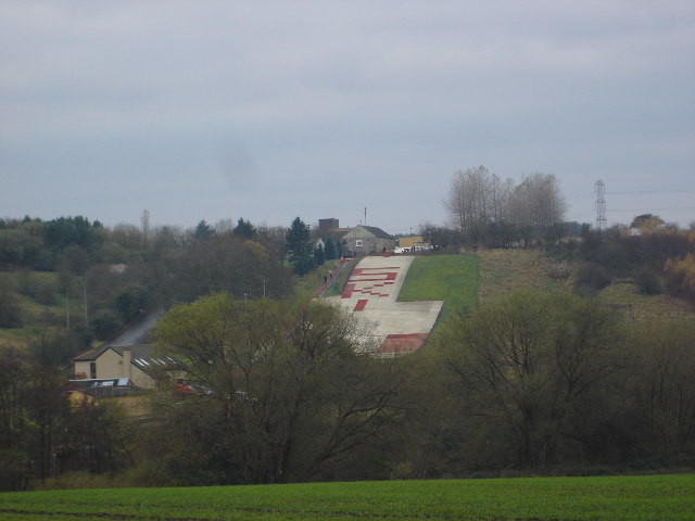 Polmont Hill Ski Slope