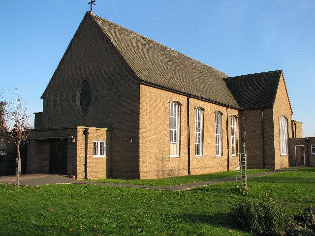 Christ Church, Hawtonville, Newark
