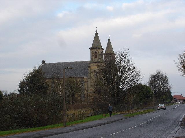 Polmont Old Parish Church