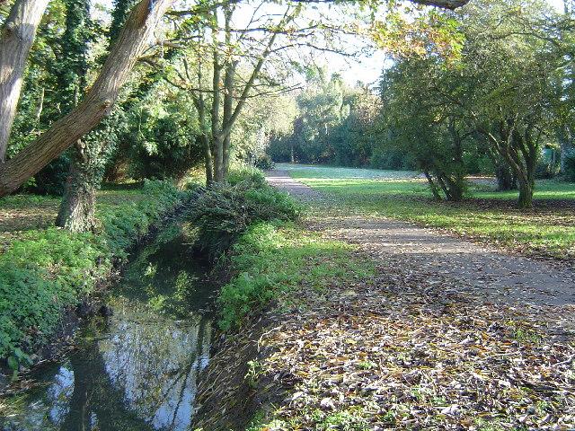 Yeading Brook, North Harrow
