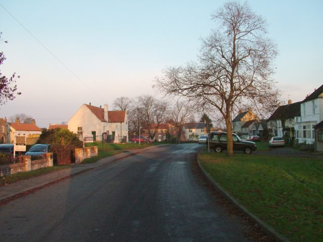 North Cowton Village Green