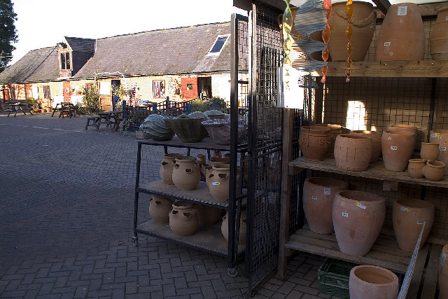 Courtyard Craft Centre, Lytchett Minster, Dorset