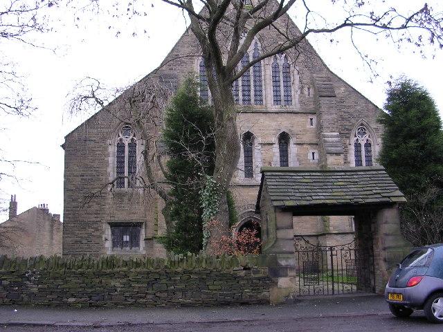 St Wilfrids Church, Lidget Green