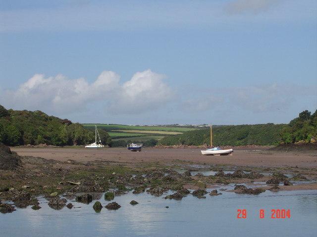 Stepping Stones, Sandy Farm, Pembrokeshire