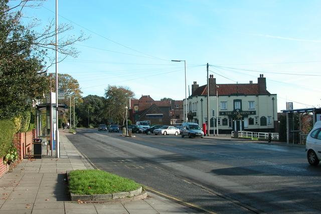 The Sunshine, Havant Road, Farlington.
