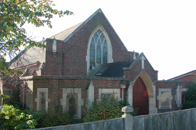 The Methodist Church, Drayton.