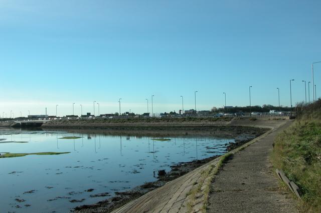 Broom Channel, Langstone Harbour.