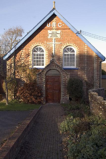 United Reformed Church, Lytchett Minster, Dorset