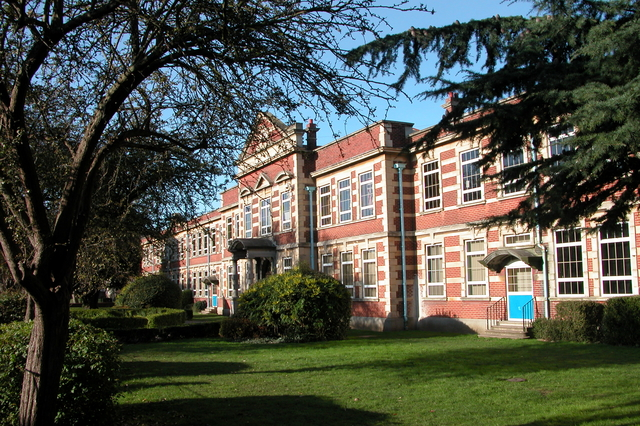 Mayfield Secondary School, North End, Portsmouth.