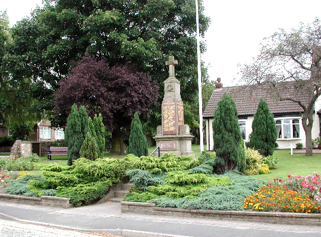 Messingham War Memorial