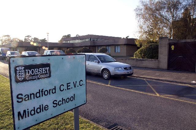Sandford Middle School, Dorset