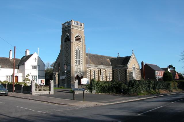 St. Colman's Catholic church, Havant Road, Cosham.