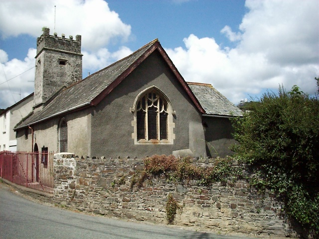 Taddiport Chapel