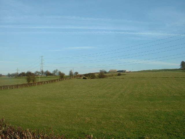 Crag End Farm, Ellel
