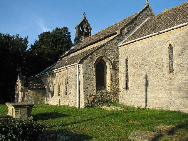 Saint Mary And All Saints Church, Shelton