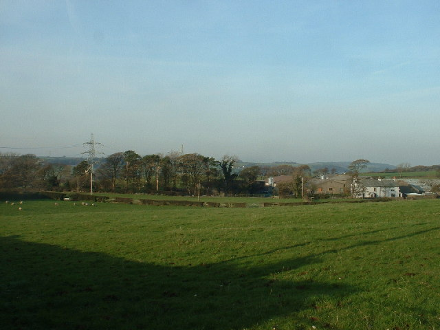 Farmland near Blackwood End