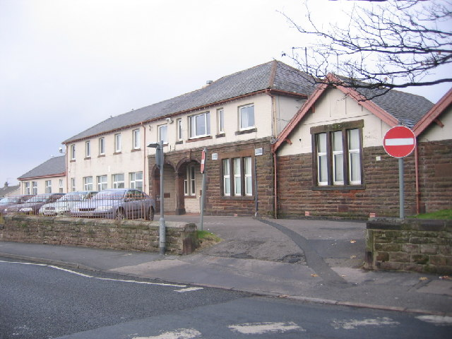 Maryport Cottage Hospital.
