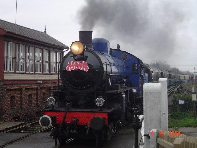Santa Special, Nene Valley Railway