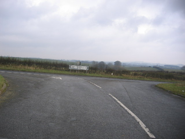 Approaching the A594.