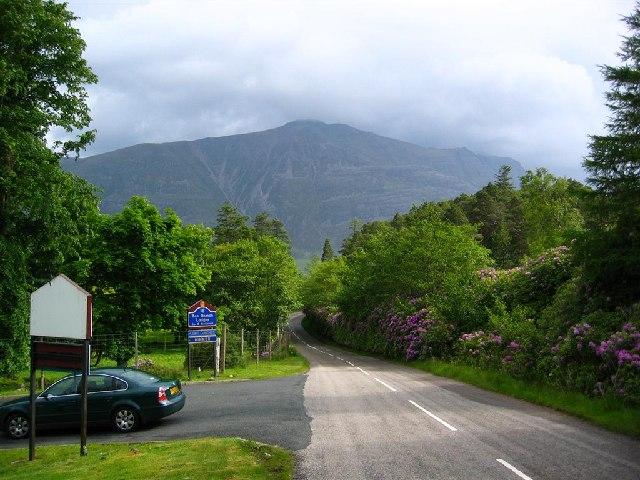 A896, by Ben Damph Lodges