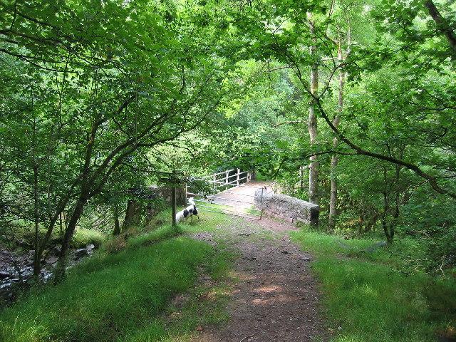 Pont Rhyd-y-cnau