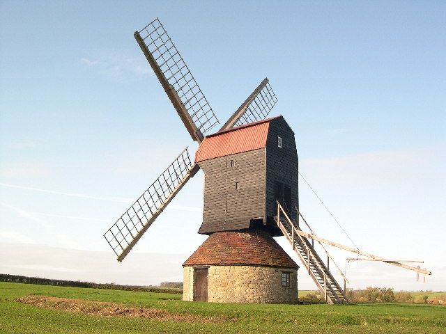 Stevington Windmill 1