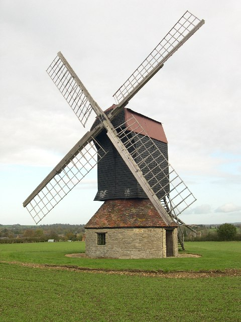 Stevington Windmill 2