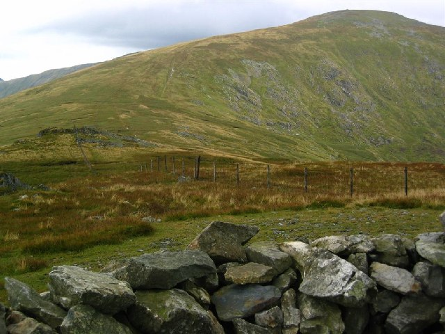 The Northern Slopes of Foel Fras