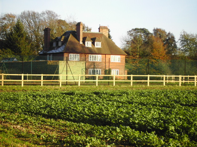 House near Old Burghclere