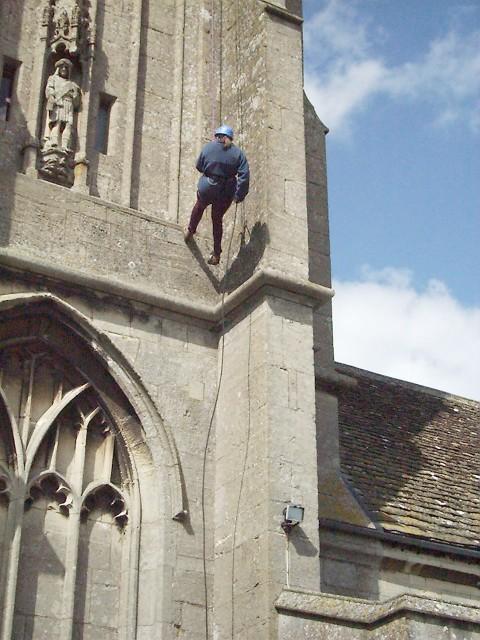 Colerne Church