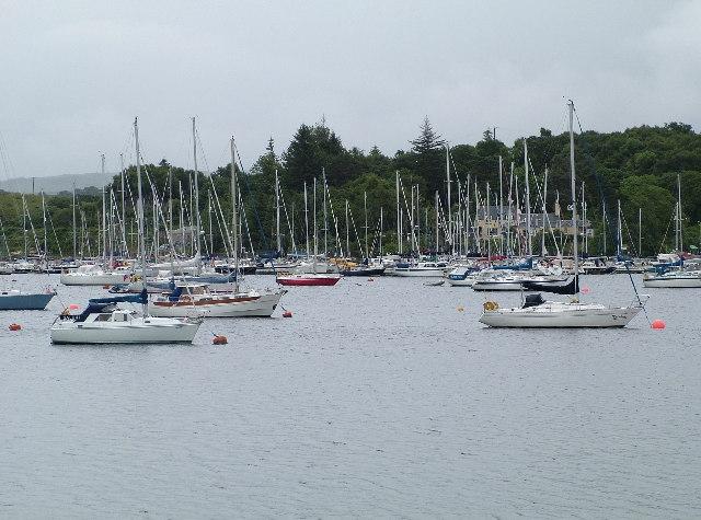Dunstaffnage Marina