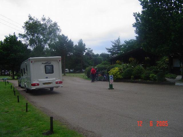 Camping & Caravan Site, Sandringham