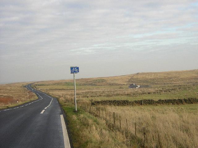 Eaglesham to Fenwick Cycle Route