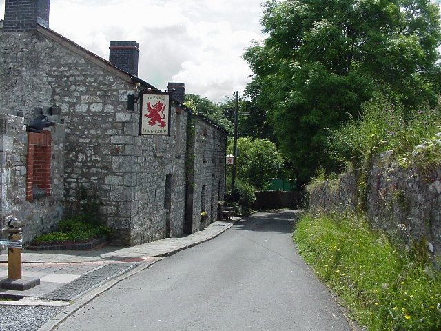 The Red Lion, Penderyn