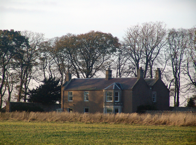 Dodridge Farmhouse