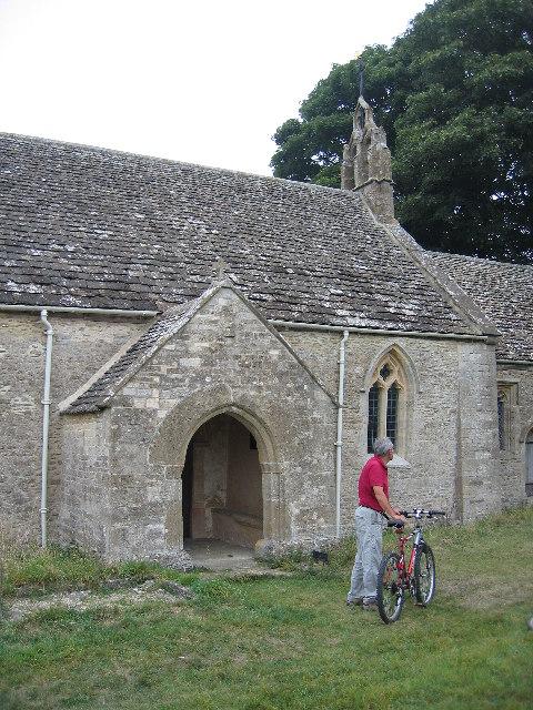 All Saints Church Shorncote