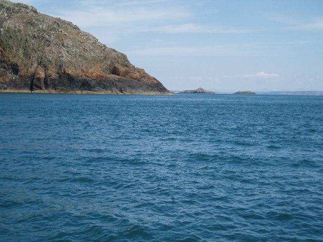 Pen y Cil  Headland