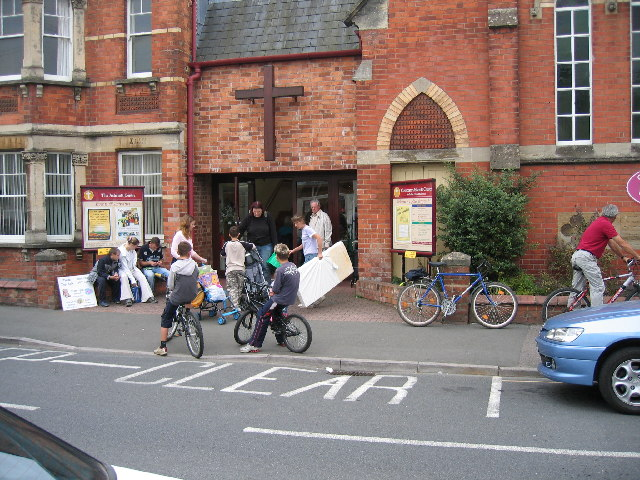 Ashcroft Methodist Church Cirencester