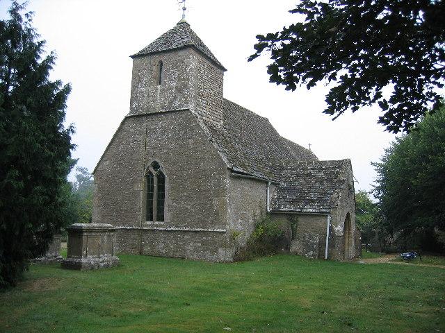 Harnhill Church